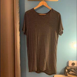 brandy mellville t shirt dress